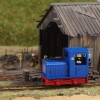 Gmeinder Diesel Locomotives - Blue