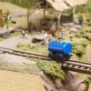 Tank Cars - 2 off Blue